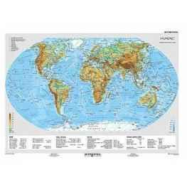 Mapy Swiata Pomocedydaktyczne Info Pomoce Szkolne Producent