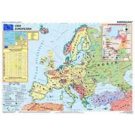 Mapy Europy Pomocedydaktyczne Info Pomoce Szkolne Producent
